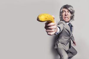 free banana guy